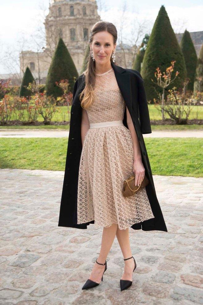 Street Style - Day 4 : Paris Fashion Week - Womenswear Fall/Winter 2014-2015